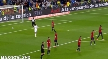 Real Madrid vs Osasuna 4-0 ~ All Goals & Highlights [26/04/2014]