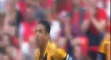 Curtis Davies Goal ~ Arsenal vs Hull City 0-2 ~ [17/05/2014] Fa Cup Final