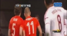Netherlands vs Wales 2014 (2-0) ~ All goals and Highlights ~ Internation Friendly Match