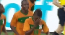 Japan vs Zambia 4-3 ~ Nathan Sinkala Fantastic Goal ~ 07/06/2014 HD