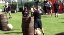 Europe's Strongest Man 2014 - The Mountain (Hafþór Julius Bjornsson) highlights
