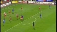 Worst football miss ever! (Ilija Sivonjic)