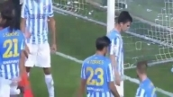 Wellington Horror Attacking Leo Messi at Malaga vs Barcelona (Liga BBVA) 24.09.2014
