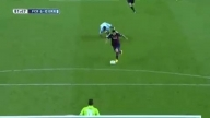 Lionel Messi Second Goal vs Granada ~ Barcelona vs Granada 6-0 Gol 27/9/2014