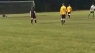 Better than Cristiano Ronaldo? Stunning free kick golazo scored in Sunday League