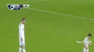 Swansea City vs Arsenal 2-1 GOALS FULL Highlights 09/11/2014