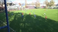Super goal from Azerbaijan U-16 (CroatiaU-16 - AzerbaijanU-16 1-2/20.11.2014/Zagreb, friendly match