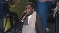 Sam Smith & A$AP Rocky American Music Awards 2014 Live Perfance