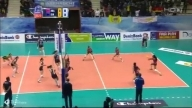 Rabita BAKU - Dinamo KAZAN: 27112014: 2015 CEV DenizBank Volleyball Champions League