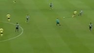 Eljero Elia vs Newcastle United 17.01.2015