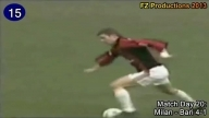 Andriy Shevchenko - 127 goals in Serie A (part 1/3): 1-48 (Milan 1999-2001)
