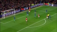 Adnan Januzaj RIDICULOUS DIVE Yellow Card Manchester United vs Arsenal FA CUP HD