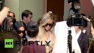 Armenia: Kim Kardashian arrives in Armenia to celebrate her roots