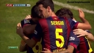 Cordoba vs Barcelona 0-8 2015 All Goals & Match Highlights 2/05/2015