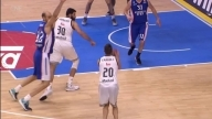 Focus on Jaycee Carroll, Real Madrid