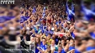 Chelsea Players Celebrate With Fans On Open Top Bus Parade
