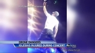 Enrique Iglesias Recovering After Drone Accident on Stage