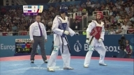 Beigi Harchegani brings home the Gold for Azerbaijan | Taekwondo | Baku 2015 European Games