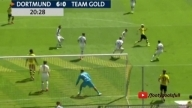 Borussia Dortmund vs Team Gold 17-0 All Goals & Summary (Friendly Match 2015)