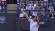 2015 Day 9 Highlights, Stanislas Wawrinka vs Richard Gasquet quarter-final