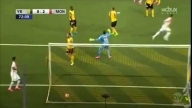Young Boys vs Monaco 1 3 All Goals & Highlights  2015   HD