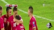 Serbia vs Armenia 2-0 EURO 2016 - Qualification:: group I