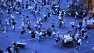 August 20 2015 Plebe Pillow Fight