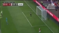 Arsenal vs Stoke city 2-0 All Goals 2015
