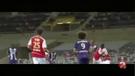 Toulouse vs Reims 2-2 All Goals and Highlights  Ligue 1 2015