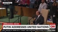 CNN Host Accidentally Reports on 'Boris Yeltsin's' U.N. Speech