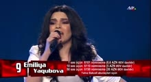 Emiliya Yagubova - Часы | Live Episodes | The Voice of Azerbaijan 2015