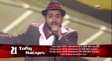 Tofig Hajiev - Let's Twist Again | Live Episodes | The Voice of Azerbaijan 2015