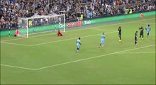 GOAL: Kelechi Iheanacho scores first goal for Manchester City - July 23, 2014