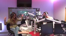Nicole Scherzinger Sings Don't Cha' with Adam Catterall on Key 103