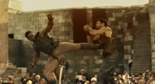 Scott Adkins vs Michael Jai White