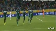 Uruguay Vs Nigeria 2-1 All Goals & Highlights - Confederations Cup 20-06-2013 HQ