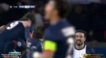 PSG vs Olympiakos Piraeus 2-1 All Goals & Highlights 27-11-2013 HD