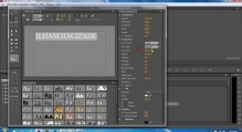( Adobe Premiere cc )  Make an Animated Shining Text Effect