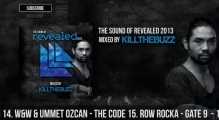 The Sound Of Revealed 2013 mixed by Kill The Buzz