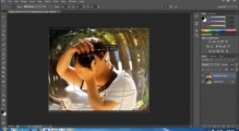 Photoshop Cs6 (Fisheye effect)