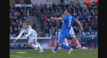 Luka Modric best save Getafe - Real Madrid 16.02.2013