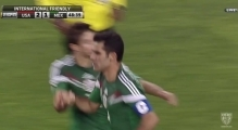 MNT vs. Mexico: Rafael Marquez Goal - April 2, 2014